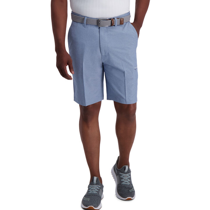 The Active Series™ Stretch Performance Utility Short, Blue open image in new window