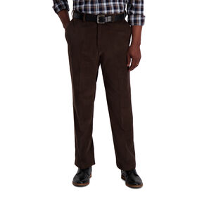 Stretch Corduroy Pant, Heather Brown