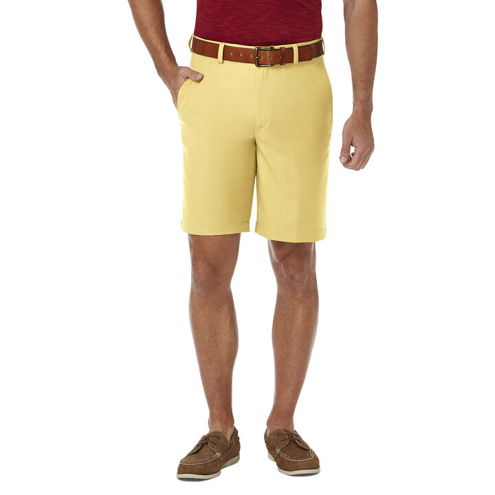 Cool 18® Pro Short, Light Yellow