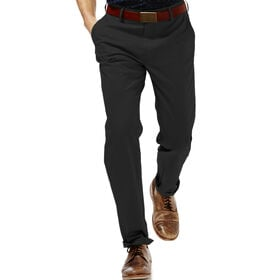 Big & Tall Performance Khaki, Black