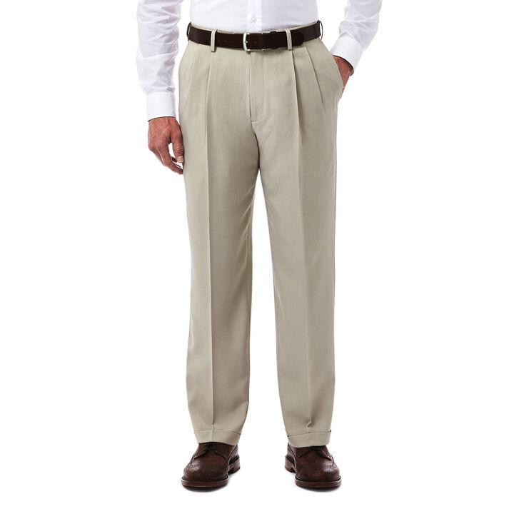 E-CLO™ Stria Dress Pant, Sand