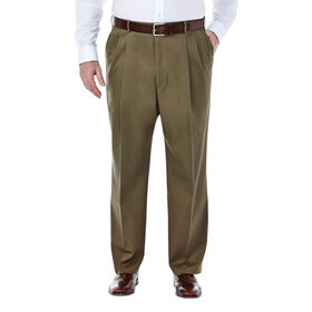 Big & Tall Premium No Iron Khaki, Toast