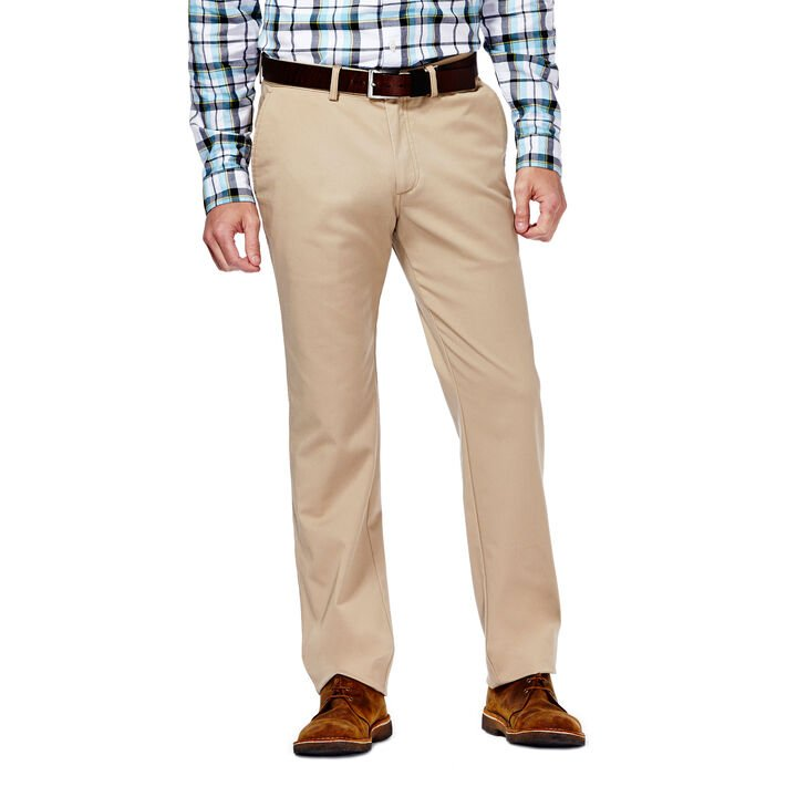 Life Khaki Sustainable Chino, Khaki
