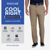 Cool Right® Performance Flex Pant, Midnight 5