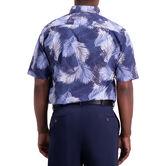 Palm Button Down Shirt, DARK BLUE 2