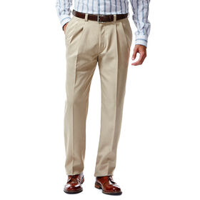 E-CLO™ Stria Dress Pant, Khaki