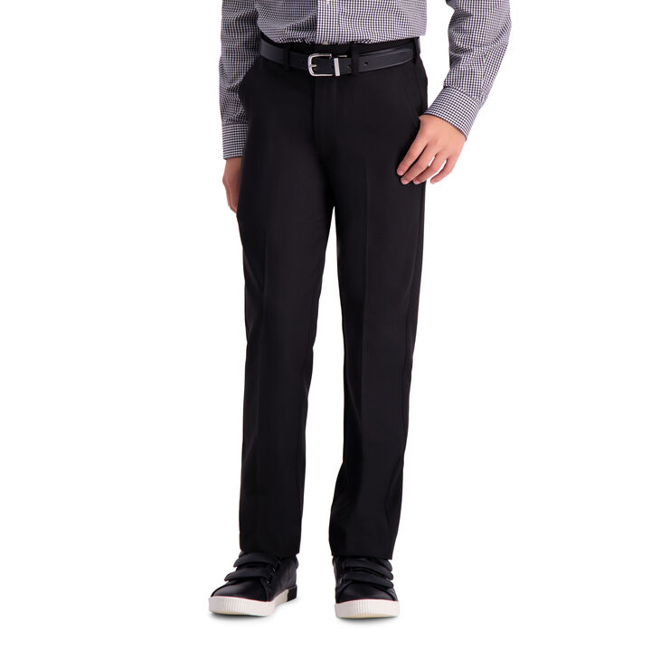 Boys Cool 18 Pro Pant (8-20), Black open image in new window