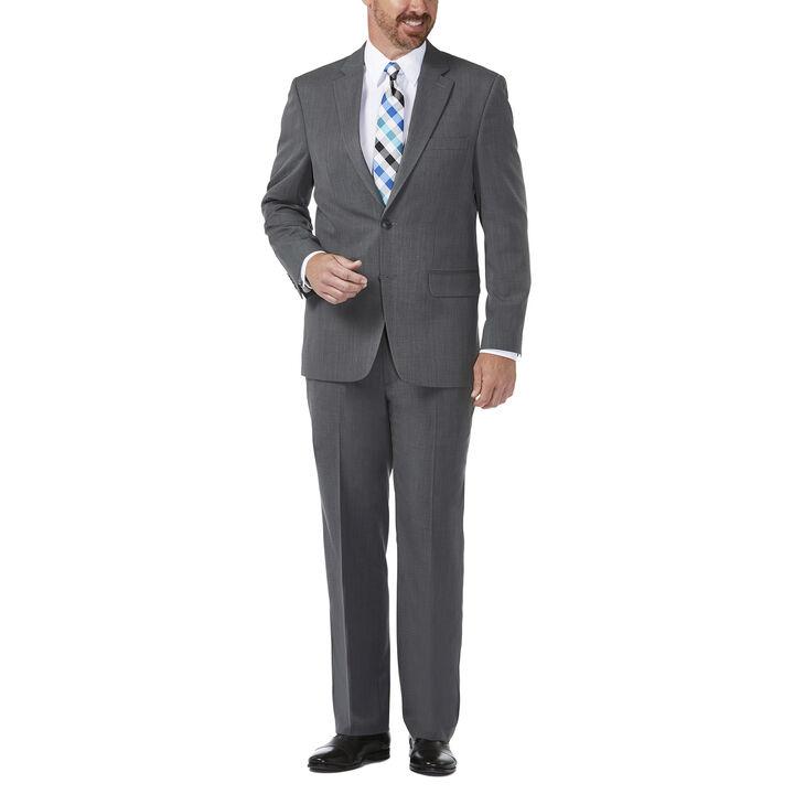 Travel Performance Suit Separates, Graphite