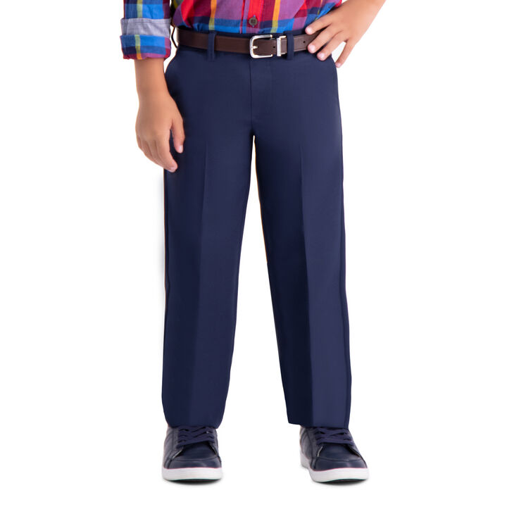 Boys Cool 18 Pro Pant (4-7), Navy open image in new window