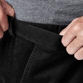 Stretch Cargo Short w/ Tech Pocket, Black 4
