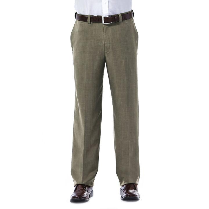 E-CLO™ Stria Dress Pant, Khaki open image in new window