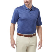 Cool 18® Space Dye Polo, Dark Blue 1