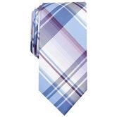 Ementh Plaid Tie,  2