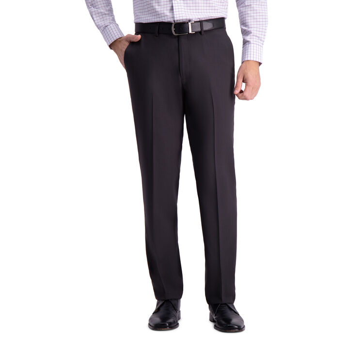 Premium Comfort Dress Pant, Black / Charcoal open image in new window