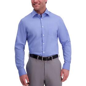 Premium Comfort Dress Shirt, Dark Navy