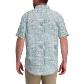 Green Tiki Shirt, Seaweed Cove 2