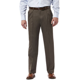 Premium Stretch Dress Pant, Medium Brown