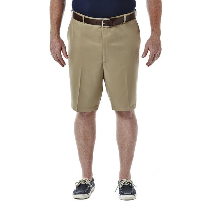 BIG & TALL Cool 18® Shorts, British Khaki