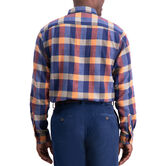Buffalo Plaid Shirt, Peacoat 2