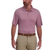 Space Dye Golf Polo,  Dusty Pink 1