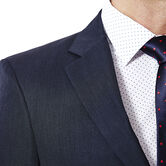 Travel Performance Suit Separates Jacket, Navy view# 3