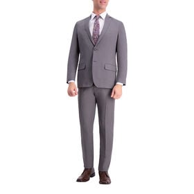 The Active Series™ Heather Suit Jacket, Heather Grey