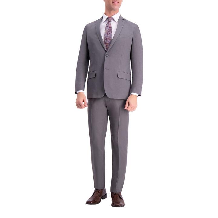The Active Series™ Heather Suit Jacket, Heather Grey, hi-res