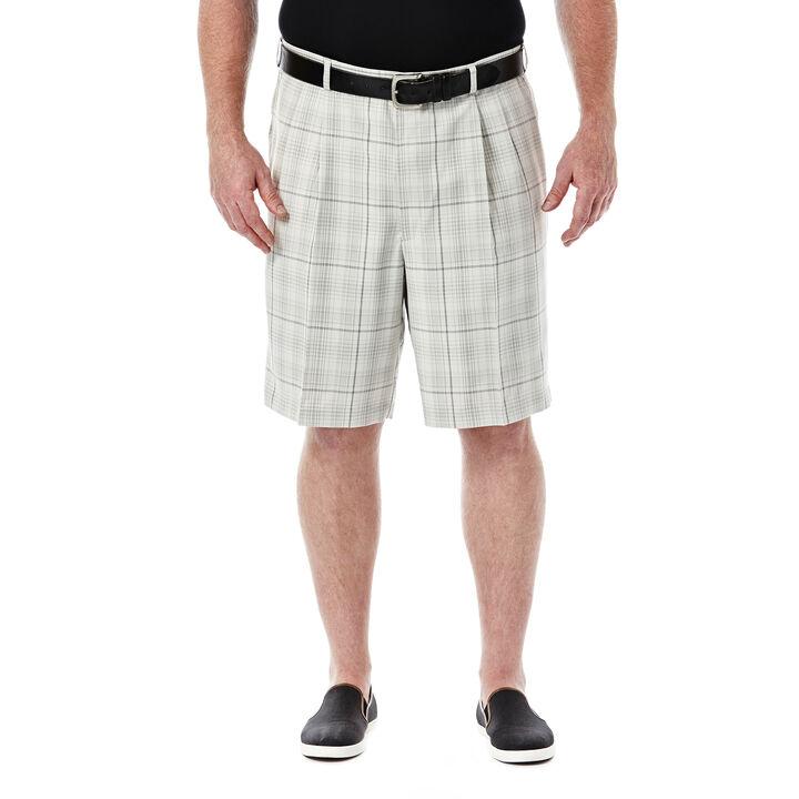Big & Tall Cool 18® Check Short, Putty