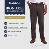 Iron Free Premium Khaki,  Espresso view# 4