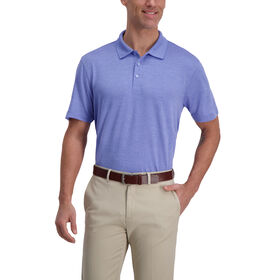 Cool 18® Pro Textured Golf Polo, Wedgewood