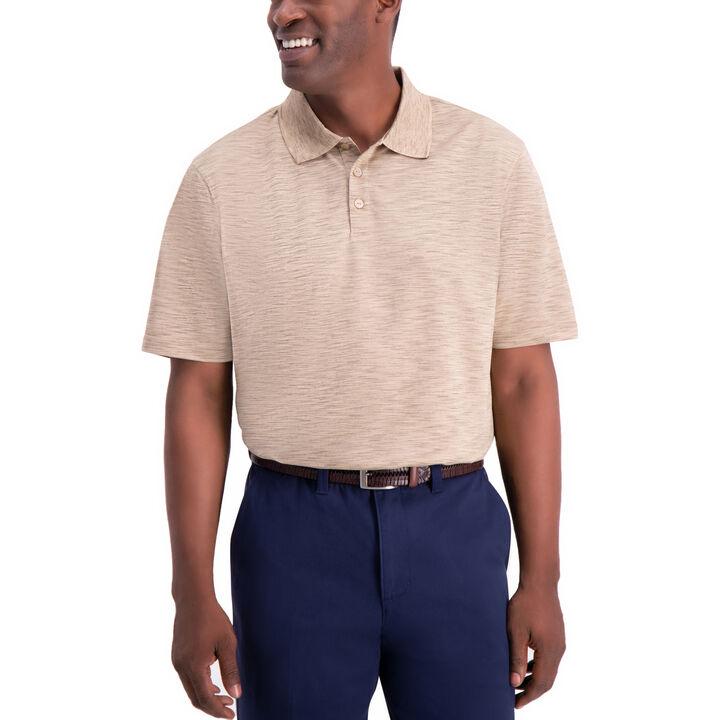 Cool 18® Space Dye Polo Shirt, Chinchilla