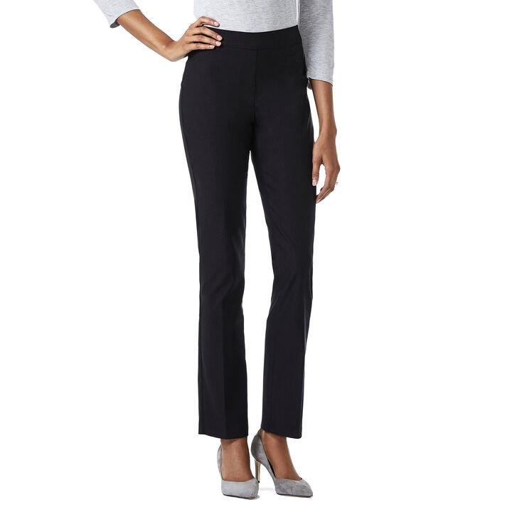 Flatten It Straight Pant,  Black