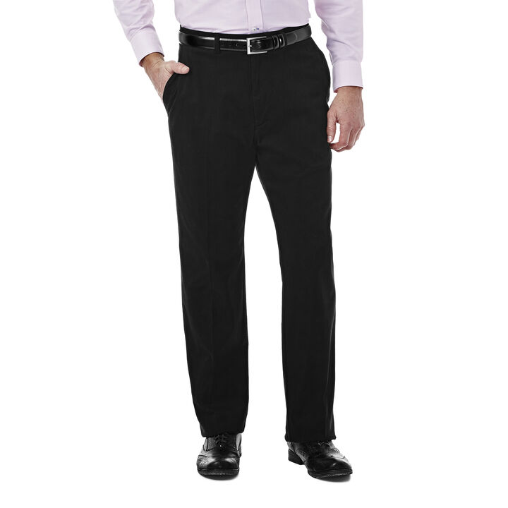 Expandomatic Stretch Casual Pant, Black