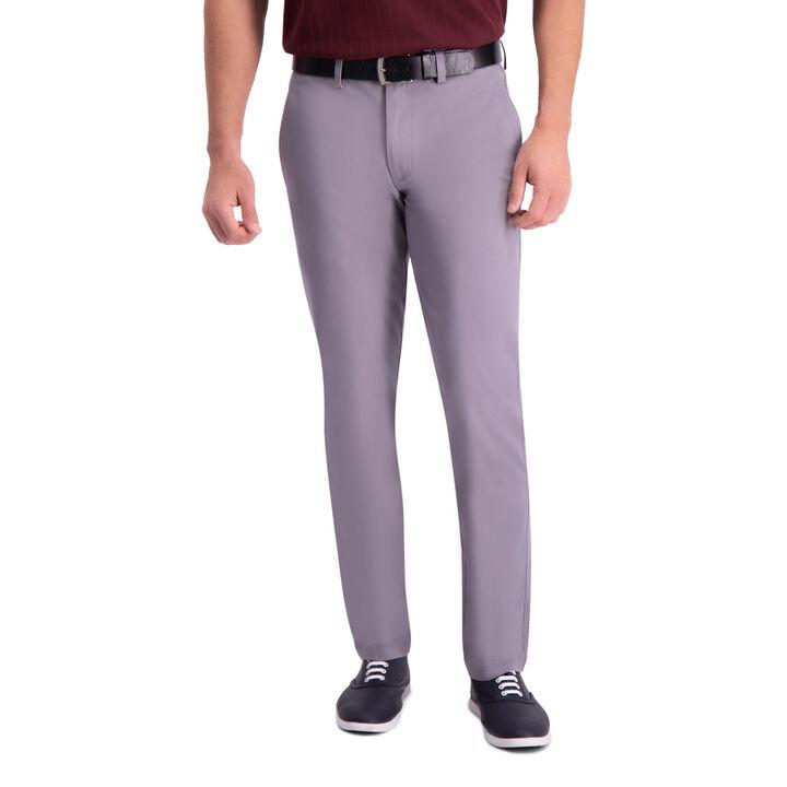 Premium Comfort Khaki Pant, Grey
