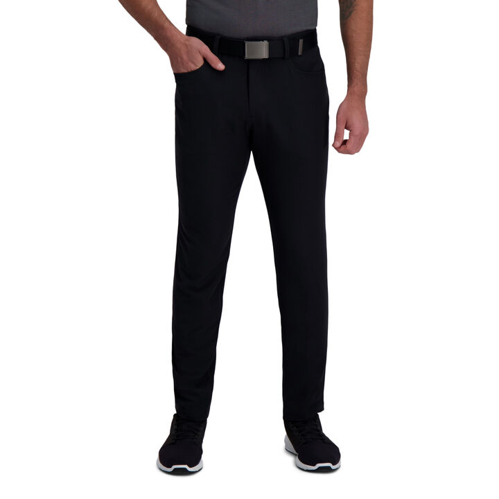 The Active Series™ 5-Pocket Tech Pant, Black open image in new window