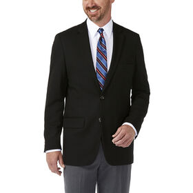Haggar InMotion Blazer, Black