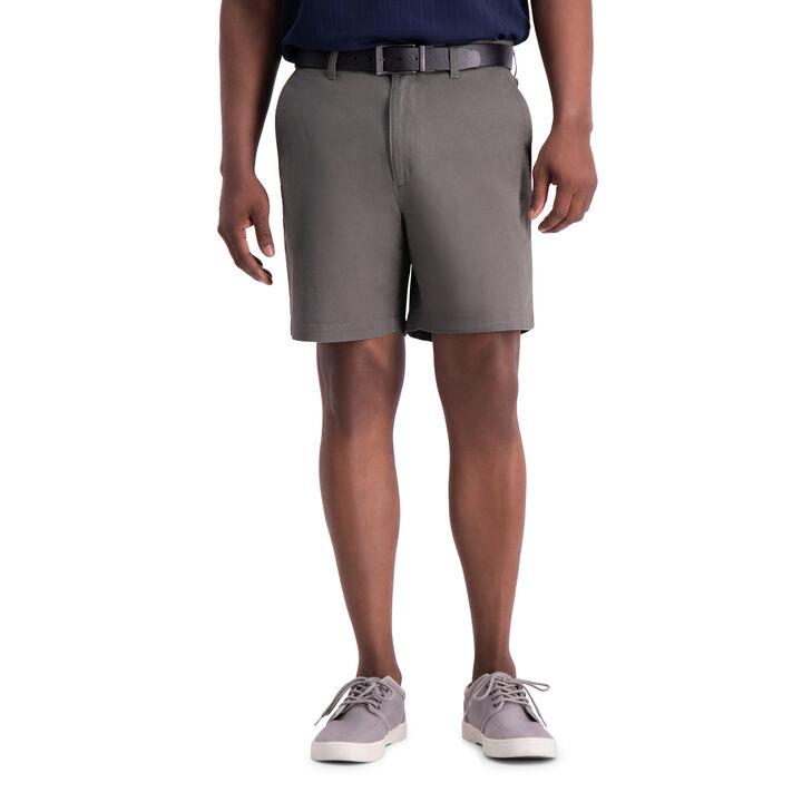 Coastal Chino Short, Medium Grey