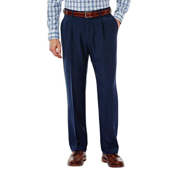 E-CLO™ Stria Dress Pant, Midnight