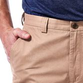 Canvas Cargo Short, Khaki 4