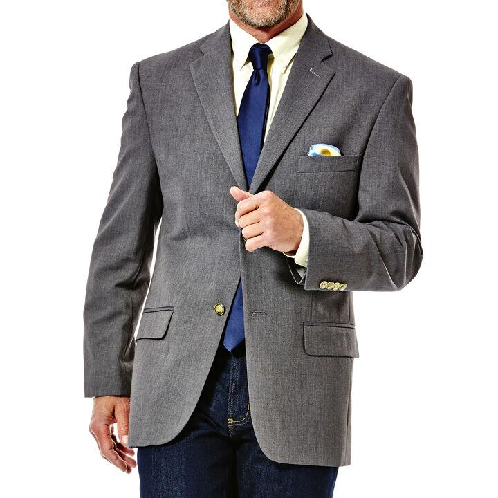 Blazer, Medium Grey