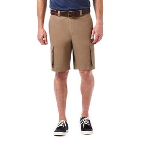 Canvas Cargo Short, British Khaki