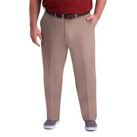 Big & Tall Premium Comfort Khaki Pant, Khaki
