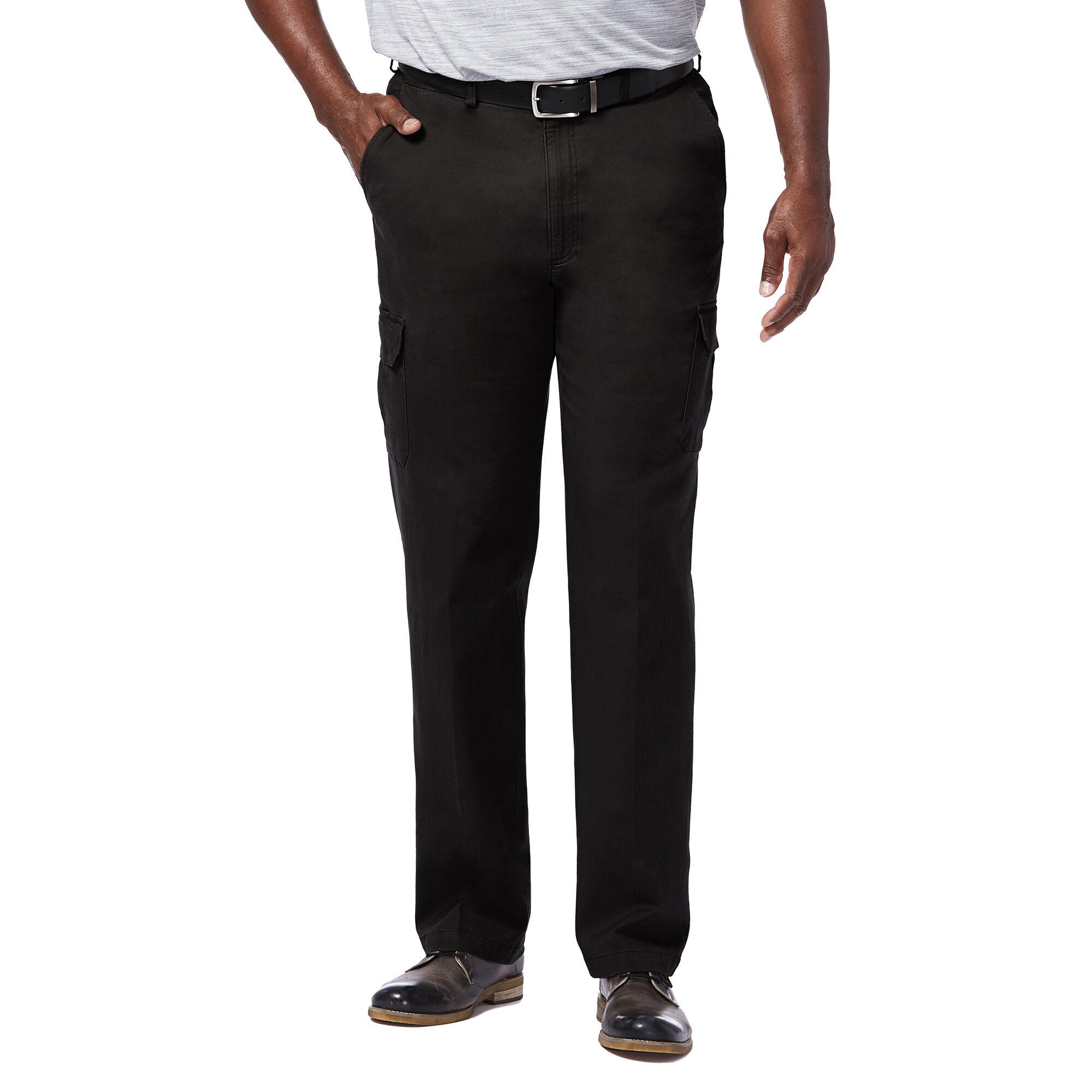 2287e5e3 Big & Tall Stretch Comfort Cargo Pant | Men's Pants | Haggar