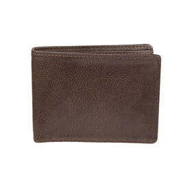 RFID Stretch Slim Fold Wallet, Khaki