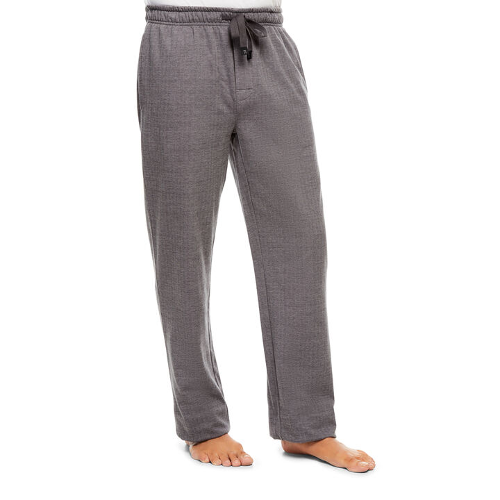 Herringbone Sleep Pant, Bean