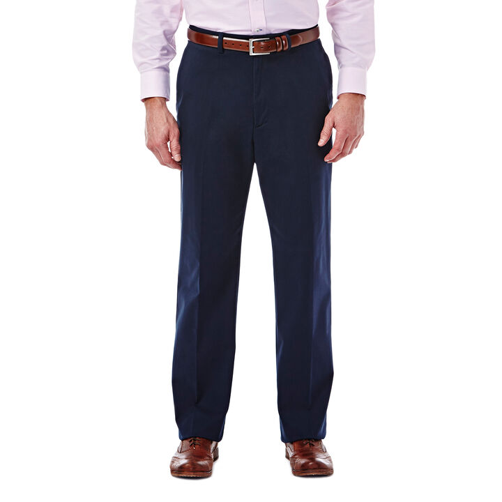 Expandomatic Stretch Casual Pant, Navy open image in new window