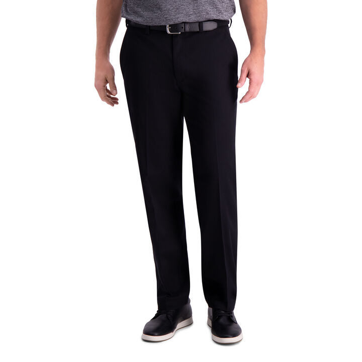 Premium Comfort Khaki Pant, Grey open image in new window