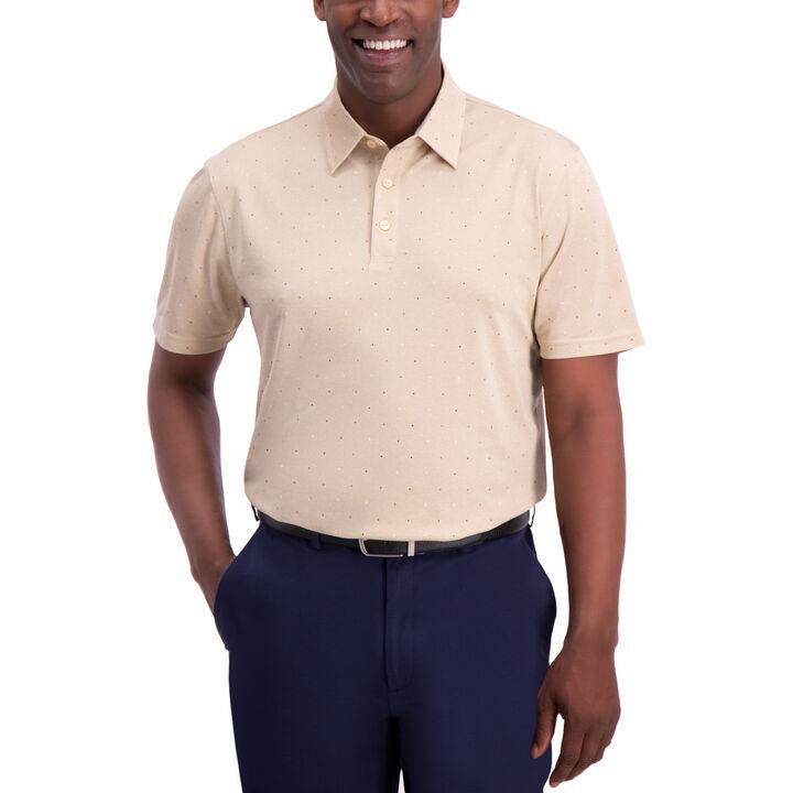 Dot Button Down Shirt, Bamboo