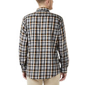 Long Sleeve Plaid , Charcoal 2