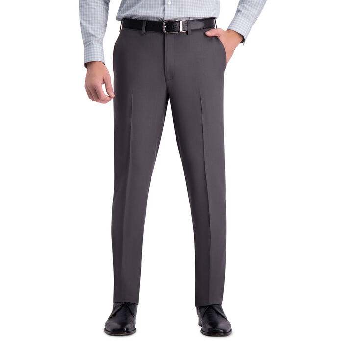 Premium Comfort Dress Pant, Dark Grey